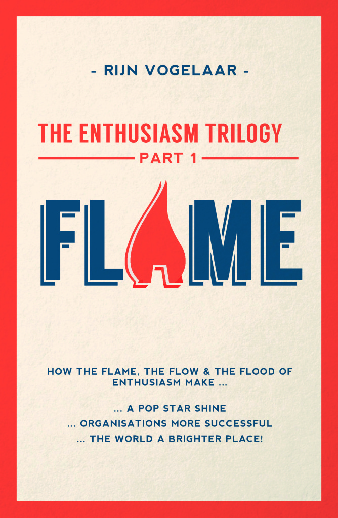 FLAME part 1 cover
